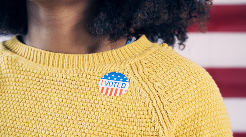 How To Self-Care During A Stressful Election Season
