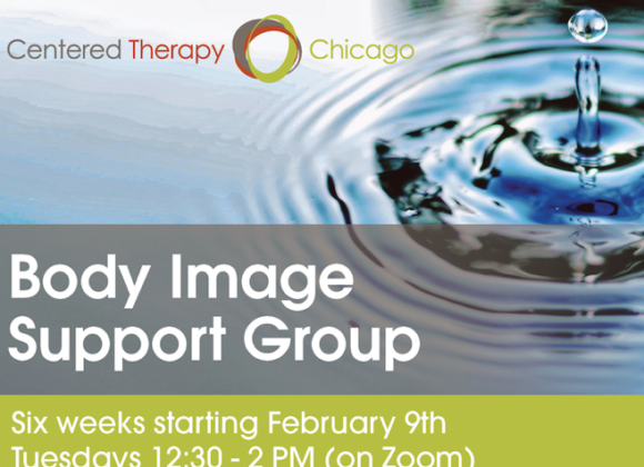 Body Image Support Group, Tuesdays 12:30-2PM.