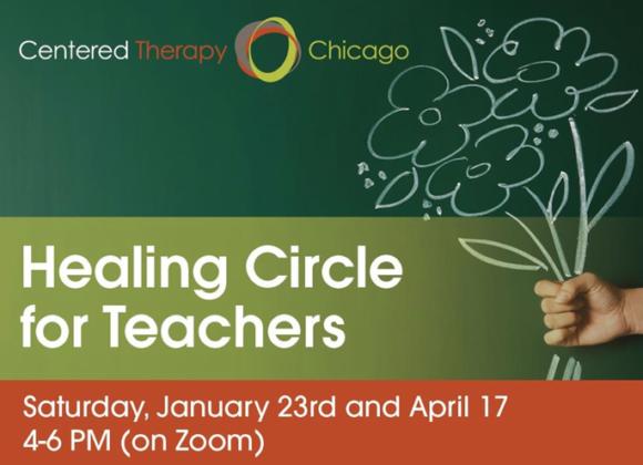Healing Circle for Teachers - Online